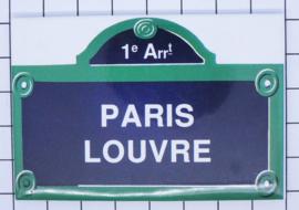 10 Magnettes Paris Mac:10.815