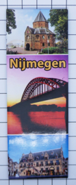10 stuks koelkastmagneet Nijmegen P_GE1.0020