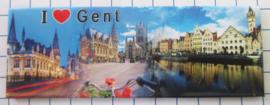 koelkastmagneten Gent P_BG2008