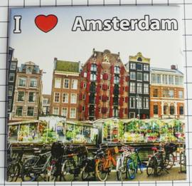10 stuks Mega koelkastmagneet Amsterdam MEGA_V_20.008