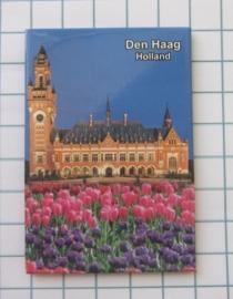 10 stuks  koelkastmagneet Den Haag Holland   N_ZH3.008