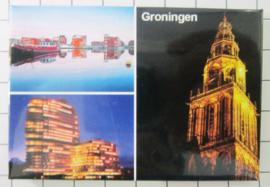 10 stuks koelkastmagneet  Groningen N_GR1.008