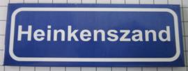 10 stuks koelkastmagneet plaatsnaambord Heinkenszand P_ZE8.7001