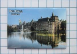 10 stuks  koelkastmagneet Den Haag Holland   N_ZH3.009