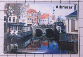 10 stuks koelkastmagneet  Alkmaar N_NH7.006