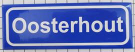 10 stuks koelkastmagneet Oosterhout  P_NB13.0001