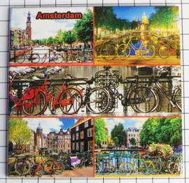10 stuks Mega koelkastmagneet Amsterdam MEGA_V_20.005