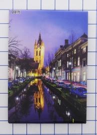 10 stuks koelkastmagneet Delft N_ZH5.012