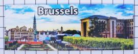 koelkastmagneet Brussels P_BX0011