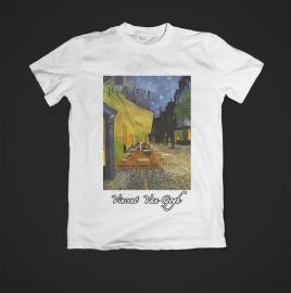 T-shirt Vincent van Gogh uitverkocht