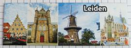 10 stuks Mega koelkastmagneet Leiden MEGA_P_ZH6.0001
