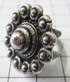ring zeeuwse knop plat ZKR300