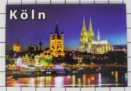 10 stuks koelkastmagneet Köln N_DK003