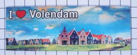 10 stuks koelkastmagneet  Volendam holland P_NH4.0029