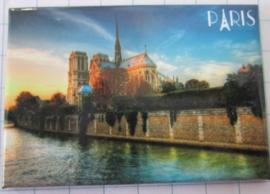 10 Magnettes  Paris   MAC:10.407