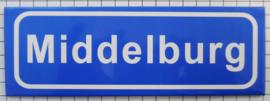 10 stuks koelkastmagneet Middelburg Zeeland MEGA_P_ZE2.0009