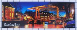 10 stuks koelkastmagneet Amsterdam  22.004