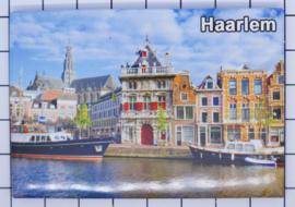 10 stuks koelkastmagneet  Haarlem N_NH5.009