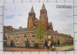 10 stuks koelkastmagneet Arnhem  N_GE2.007