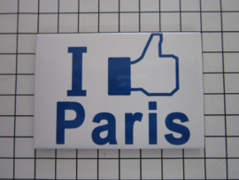 10 Magnettes Paris Mac:10.704