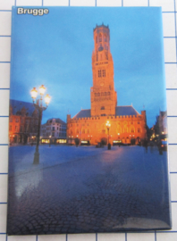 koelkastmagneten Brugge N_BB108