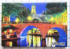 10 stuks koelkastmagneet  Utrecht N_UT1.024