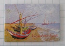 10 stuks koelkastmagneet Van Gogh MAC:20.414