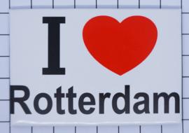 10 stuks koelkastmagneet I ♥ Rotterdam N_ZH1.021