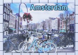 10 stuks koelkastmagneet Amsterdam  18.963