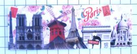 10 Magnettes Paris Mac:11.716