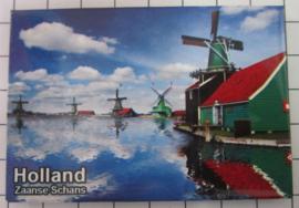 10 stuks koelkastmagneet  Holland 20.257