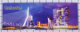 10 stuks koelkastmagneet Rotterdam  P_ZH1.0029