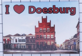 10 stuks koelkastmagneet Doesburg N_GE7.005