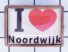 PIN_ZH10.001 pin I love Noordwijk