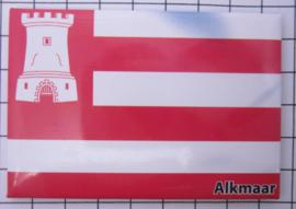 10 stuks koelkastmagneet  Alkmaar N_NH7.007
