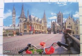 koelkastmagneten Gent N_BG215