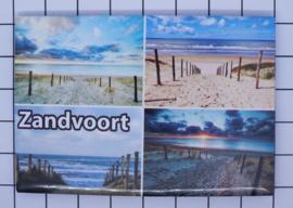 10 stuks koelkastmagneet  Zandvoort  N_NH8.507