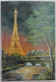 10 Magnettes  Paris   MAC:10.036