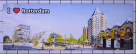 10 stuks koelkastmagneet Rotterdam  P_ZH1.0015