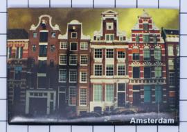 10 stuks koelkastmagneet Amsterdam 19.022