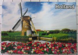 10 stuks koelkastmagneet  Holland 20.256