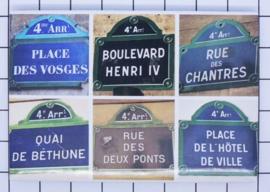10 Magnettes Paris Mac:10.816