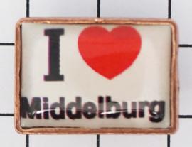 PIN_ZE2.001 pin I love Middelburg
