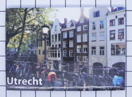 10 stuks koelkastmagneet  Utrecht N_UT1.039