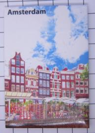 10 stuks koelkastmagneet Amsterdam  18.997