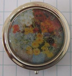 PIL 211 Pillendoosjes bloemetjes Vincent van Gogh