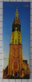 10 stuks koelkastmagneet Delft P_ZH5.0011