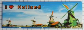 10 stuks Mega koelkastmagneet Holland MEGA_P_21.2001