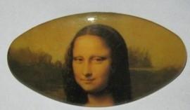 Haarspeld Mona Lisa ovaal HAO 110