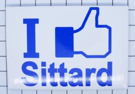 10 stuks koelkastmagneet I like Sittard N_LI4.002